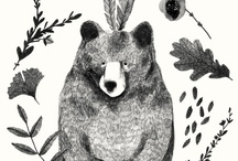 Bears / by Willowing Arts Ltd