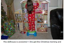 KidKraft Dollhouse Reviews / by potpiegirl