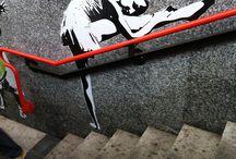 Street Art / by Caroline de la Ronde