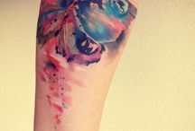 Tattoos / by Shannon Stone