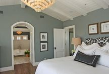 Master bedroom  / by Alli Kennedy