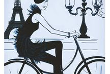 bicyclette / Velo pics / by Tatsuo Unno