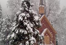 CHURCHES / by Kathy Spears