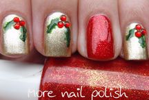 Holiday nails! / by ♛Gerlove♛