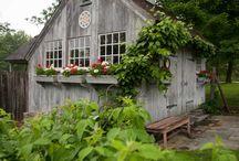 Gardens & Landscapes / Inspiring gardens and landscapes for old houses / by Old-House Online