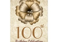 Birthday Parties - 100th Birthday Party! / by JaclinArt