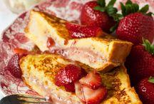 We brunch hard- Breakfast recipes / by Oyinkan