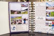 Scrapbooking/Journaling/ETC. Inspiration / by Jenni