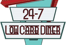 Twenty Four/7 Low Carb Diner / by Brenda Lindley