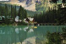 Canada / by Romantic Getaways