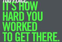 Fitness quotes / by Gina Medici