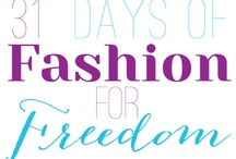 Blogs/Bloggers we love / by Stop Traffick Fashion