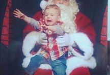 Sad Kids of Santa  / by Sarah Evans
