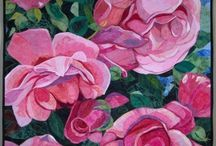 Landscape / Picture Quilts / by Linda T