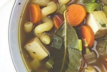 Soups, Stews, and Chilis / by Bryony Mirll