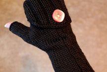 knitting / by Shelley Thorogood Belanger