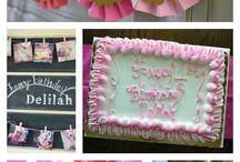 Addie's 2nd Birthday / by Erica Glisson