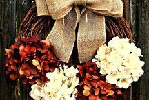 Wreaths / by Sherry Garnto