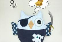 Softies-Owls / by MargaretsEmporium