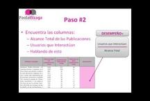 Tutoriales de Redes Sociales / by pawichiz