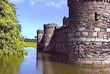 Castles & Cathedrals / Images from Castle of the Week feature at All About Romance (1997-2008). Most of these images were found online during that period; if there's a copyright issue, I'll remove that image immediately / by Laurie Gold