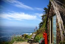cozy cabins of the west coast / by Juniper Ridge | mountains in a bottle