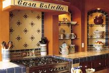 Ideas for  Mexican stylekitchen / by Elma Rivera/Guzman