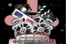 3D Post-production / by Stereoscopic Man