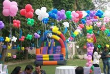Birthday Party Ideas / by Amanda Rivera