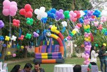 Birthday Party Ideas / by Amanda Rivera