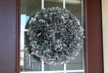 Wreaths / by Christal Ewing