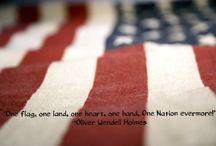 I love the USA / by Koreena Heim