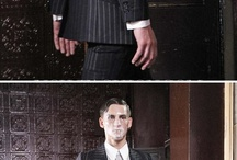 Menswear Fall 2013 - London / by Forever Voguish / Relentlessly Flawless