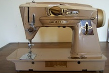 Vintage Sewing Machines / by Lizzie (Tinker) Gibson