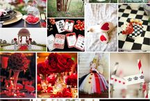 Event Themes - Valentine/Queen of Hearts / by Marlene Jeske