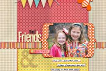 Traditional Scrapbooking / by Angela Sargeant - Independent Stampin' Up!® Demonstrator