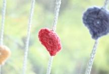Tejido / Tejido a crochet y dos agujas / by Valeria Di marco