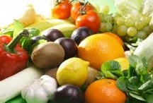 Fruits And Vegetables / by Judith Cameron