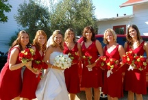 Weddings-Red and Yellow / Perfect for a fall themed wedding! / by Kelly Renee Sartorius
