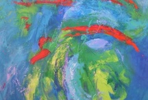 Art~ Abstract II / by Henry W. Powell