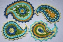 Crochet/ قلاب بافي / by Nazanin Sarkarat