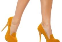 Shoes / by Vanassa Watkins