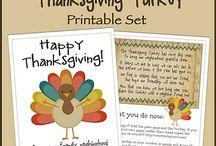 Thanksgiving  / by Shawna Bates