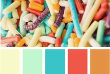 Color Combination Crushes / by Amy McCann {junqueologist}