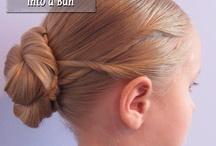 Girly Hair Styles / by TheGirlyGirlBowtique