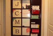 Get organised! / by Tanith Algeo