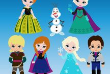 Frozen birthday / by Ashley Maclellan