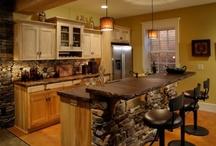 Kitchens / by Linda Sandage