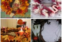 Fall DIY Projects / Check out all these fun Fall DIY Projects you can create. Find more tips each week on PassionForSavings.com / by Passion For Savings