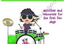 Rock Star Theme / by Stacy Daggett Pattenaude